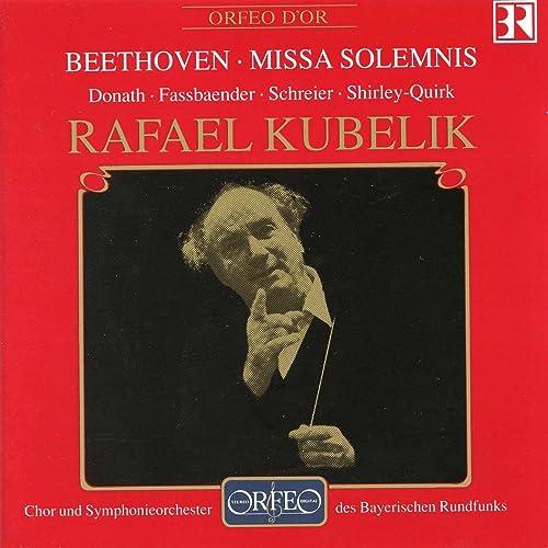 """Beethoven: Mass in D Major, Op. 123 """"Missa solemnis"""""""