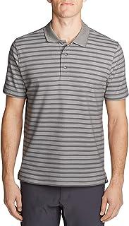 [エディー?バウアー] Eddie Bauer トラベックス(R)半袖ボイジャー?ストライプポロ 【吸水速乾】半袖ポロシャツ メンズ
