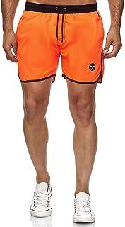 Kayhan Original Homme Maillots de Bain Swim Short Sport Séchage Rapide avec Doublure en Maille et Sacs S-6XL