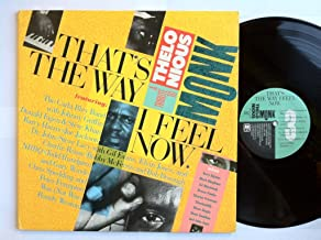 That's The Way I Feel Now: A Tribute To Thelonious Monk LP - A&M - SP-6600