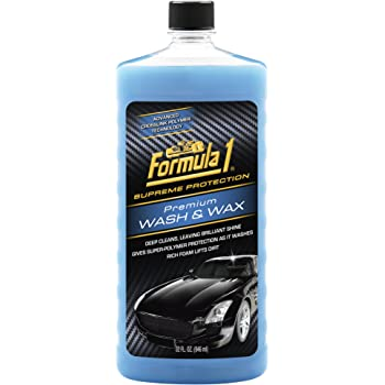 Formula 1-517377 Wash and Wax (946 ml)
