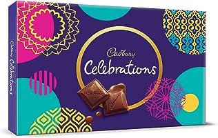Cadbury Celebrations Assorted Chocolate Gift Pack, 183.6g - Pack of 2