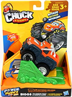 Hasbro Chuck & Friends Motorized Vehicle: Biggs The Monster Truck