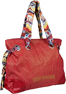 True Religion Hippie Chic Tote Bag True Religion Fragrances