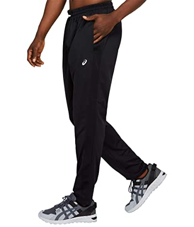 ASICS Thermopolis Fleece Taper Pants (Performance Black) Men