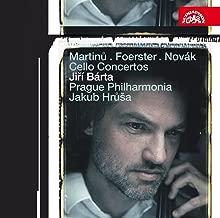 Concerto for Cello & Orchestra No 1
