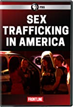 Sex trafficking in America DVD Cover Art