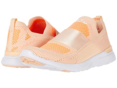 Athletic Propulsion Labs (APL) Techloom Bliss (Faded Peach/Molten/White) Women