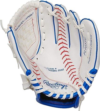 Rawlings Gants de Baseball Unisexe Taille Unique