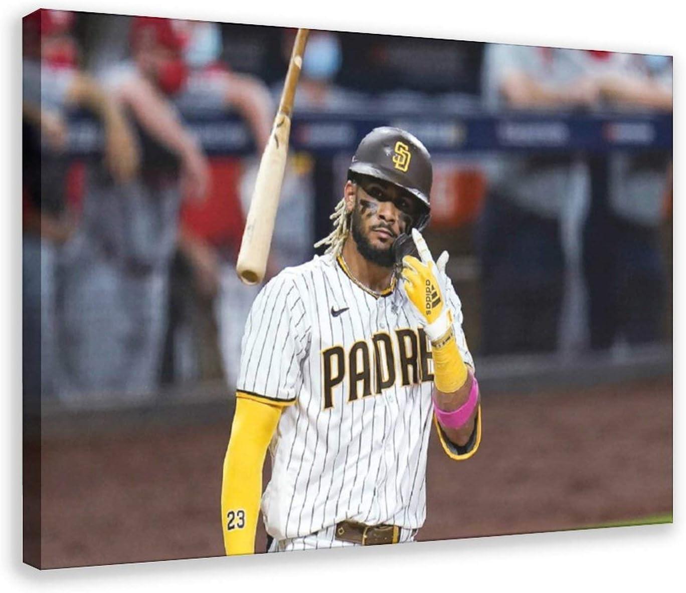 Baseball Player Fernando Tatis Jr Philadelphia Mall Be 7 Star Canvas Tampa Mall Poster