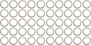 Pack of 25 Sterling Seal OR90CLRURE014X25 014 90 D O-Ring Urethane