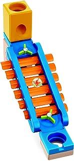 Hape Quadrilla Sonic Playground Marble Run Attachment, 13Piece