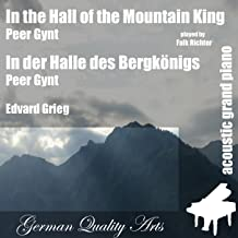 In the Hall of the Mountain King | Peer Gynt Suite ( Piano ) (feat. Falk Richter) - Single