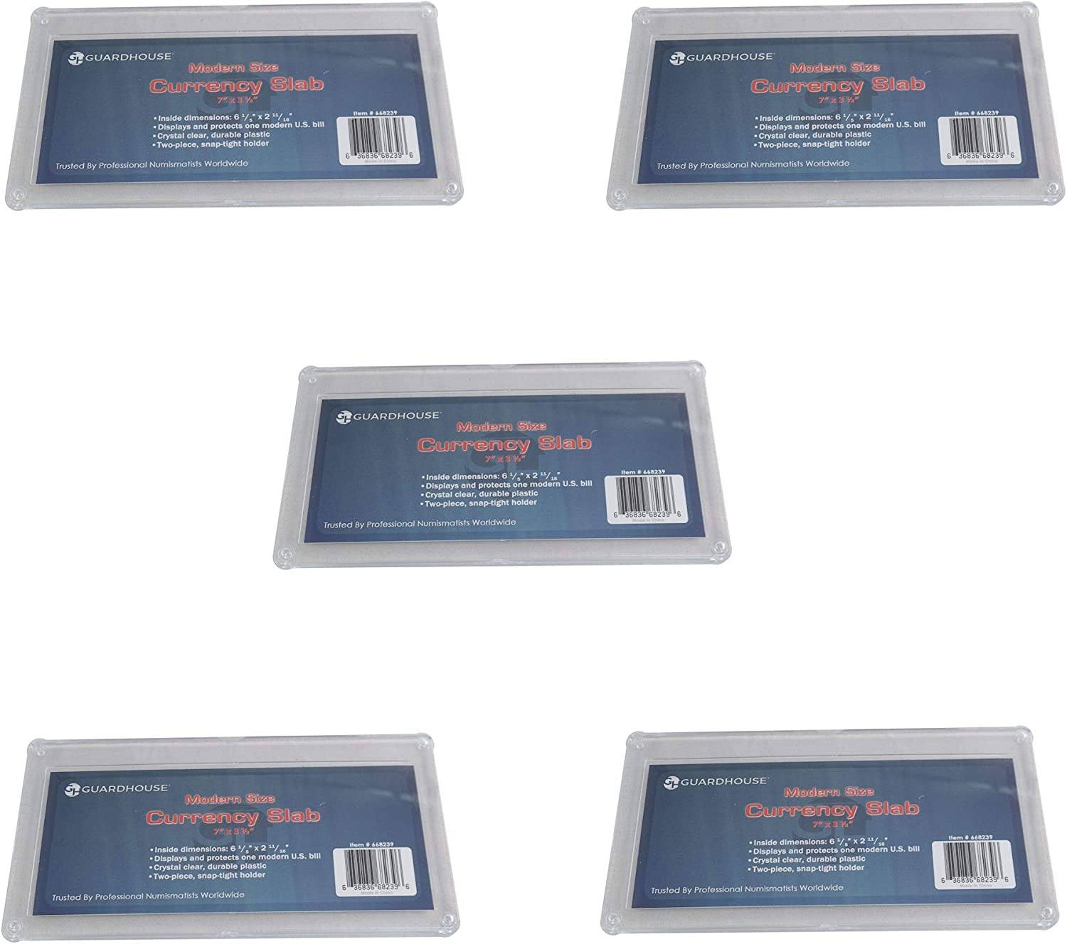 Guardhouse Modern Outlet sale feature Currency Five Slab Pack service