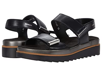 Mephisto Dominica (Black Softy) Women