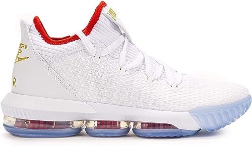 Nike Lebron XVI Faible CP, Chaussures de Basketball Homme