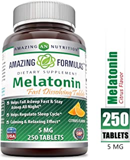 sleep soundly melatonin