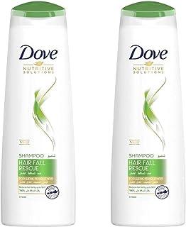 Dove Shampoo HairFall, 2 x 400ml