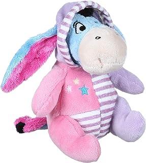 Disney Eeyore Stuffed Animal Toy with Romper - 20 cm