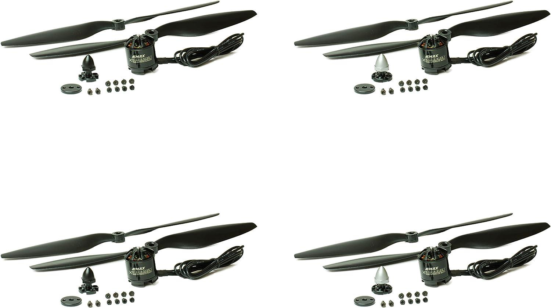 4x Emax MT2216 V3 Brushless Motor 810kv 3S-4S 11,1V-14,8V Quadcopter Set B011070OG6 Kaufen Sie beruhigt und glücklich spielen  | Sale Deutschland