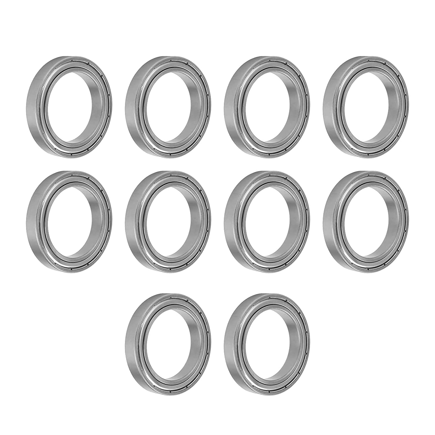 10 Pcs A surprise price is realized Ball Bearings Stainless S6910Z 5 popular Steel Groove Deep