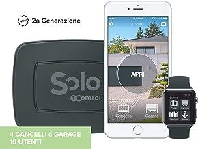 1Control ALLEEN 2e generatie Bluetooth LE 4.0 autostoel en garage voor iPhone en Android smartphones met toegangscontrole...