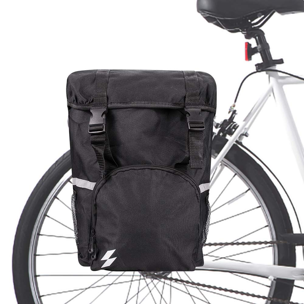 Hebey Trunk Bag Bicicleta Alforjas Pack Ciclismo Equipaje ...