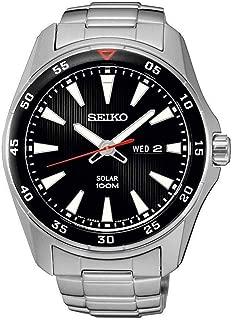 Watch Seiko Solar Sne393p1 Men´s Black