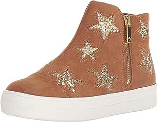 حذاء رياضي للفتيات من NINA لون بني فاتح، مقاس 6 متوسط أمريكي طفل كبير