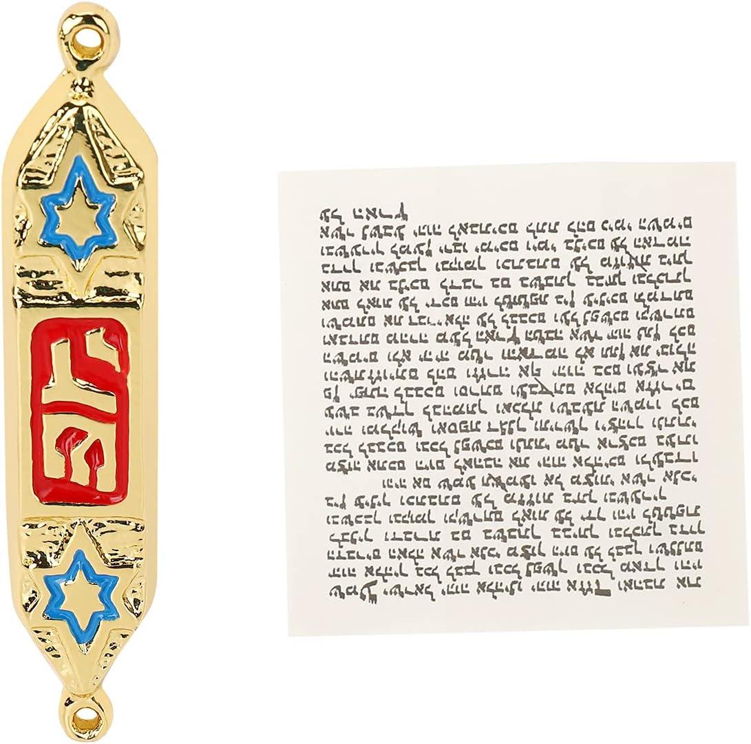 BRTAGG Mezuzah Star Ranking TOP16 of David Crismas Jewish Land Rare Judaism Holy Is