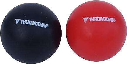 THROWDOWN Massage Ball massagebal, rood, één maat