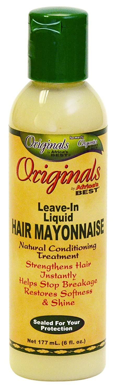 Africas Best Conditioner Originals Hair 6 Leave-In Ou Mayonnaise Cheap mail order specialty store Max 83% OFF