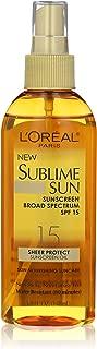 Best sublime sun loreal Reviews
