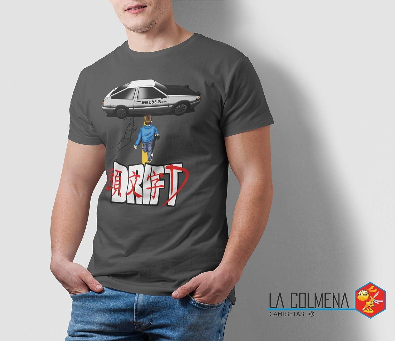Buck Rogers Camisetas La Colmena 2058-Drift