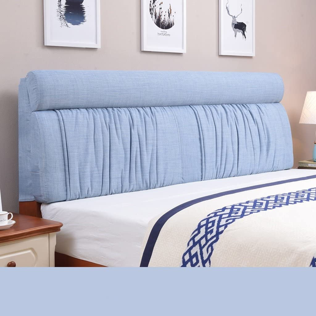XM Max 81% OFF cushion ZfgG Bedside Back Washable New sales Pillow Large
