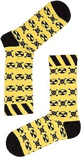 Highly Toxic Desenli Erkek Çorap