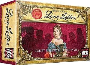 Alderac Entertainment Group Love Letter Boxed Edition