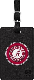 OTM Essentials University of Alabama Black Bag Classic Luggage Tag