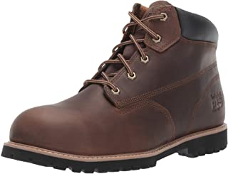 "Timberland PRO Gritstone 6"" Steel Toe mens Industrial Boot"