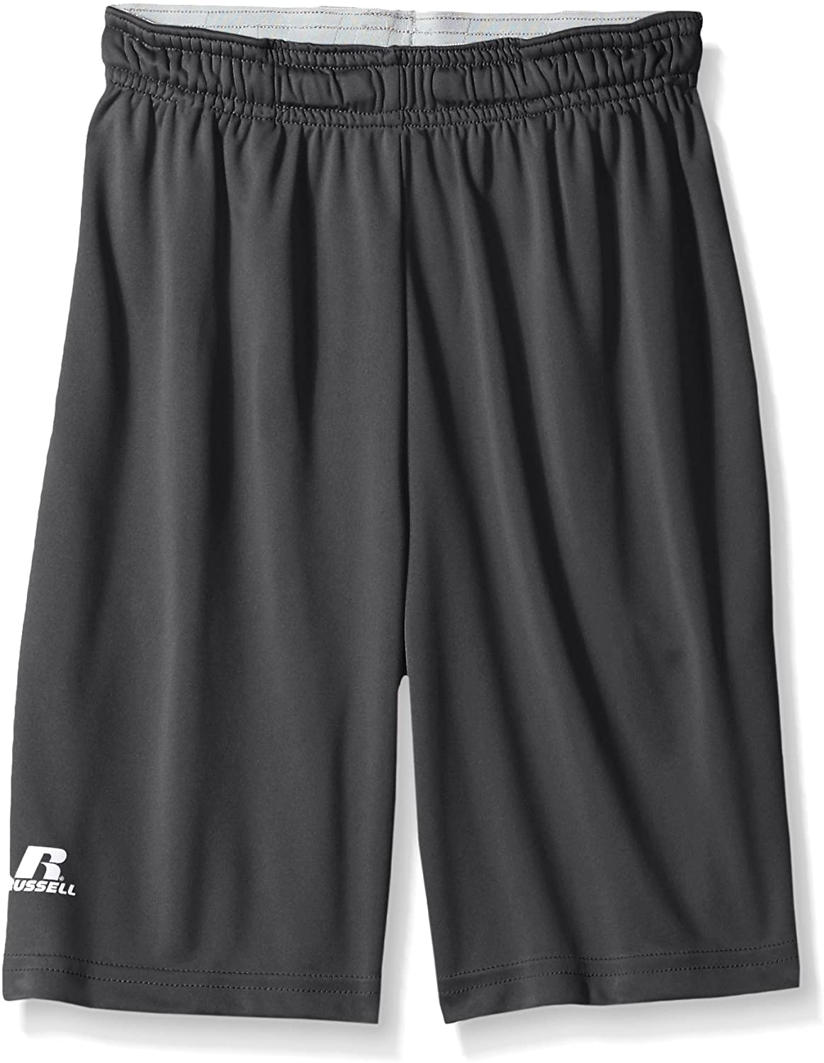 Russell Athletic Boys' Big Dri-Power Performance Short with Pockets