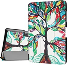 Acer Iconia One 10 B3-A30 Case, Case for Acer Iconia 10 inch,Acer Iconia Tab 10 A3-A40 Cover,Soft Slim Cover 3-Folding Cas...