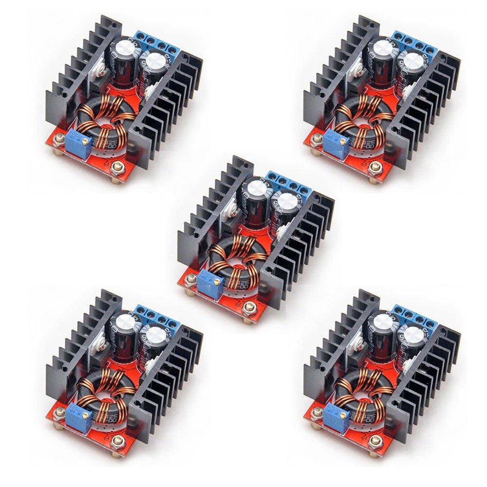 Gowoops 10 32V Converter Adjustable Voltage
