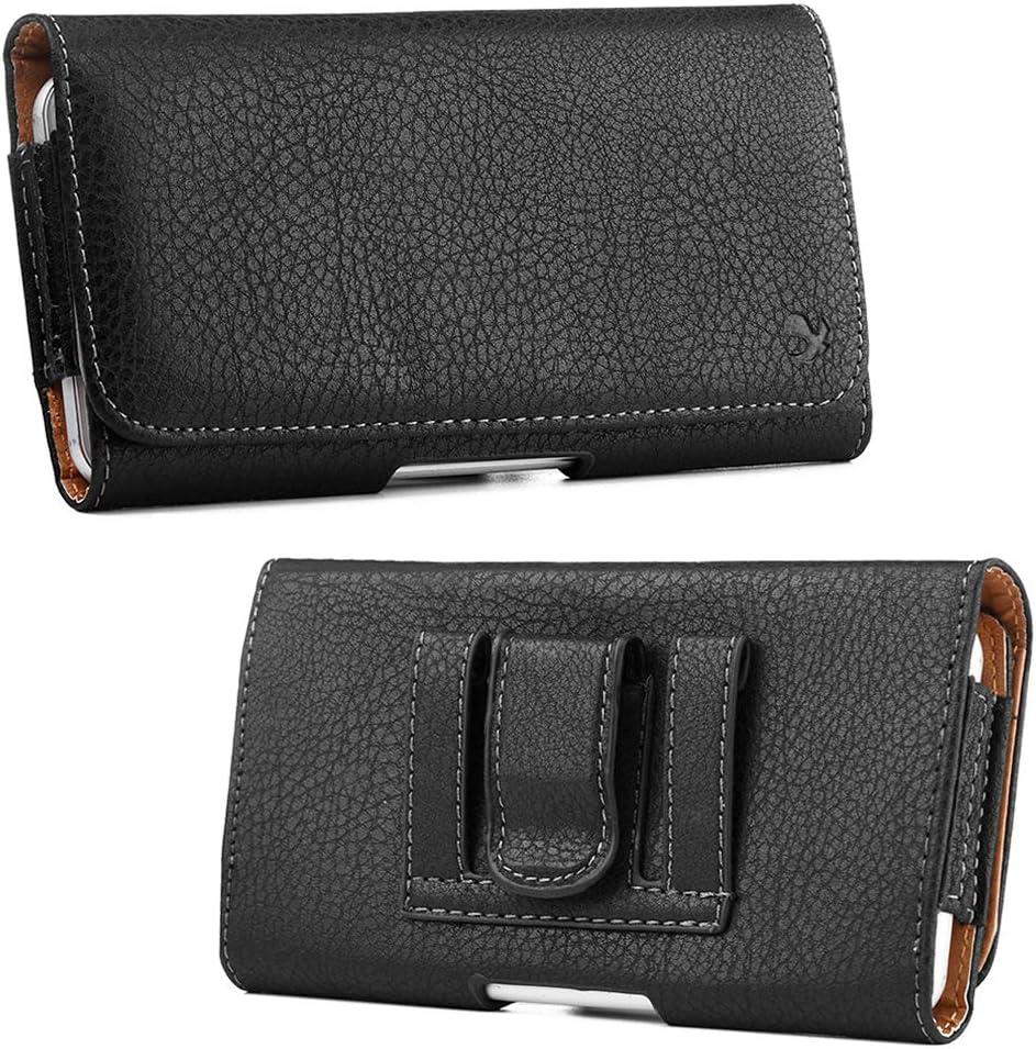 Belt Cellphone Holster for OnePlus Nord N10 5G, Nord N100, 8T, 8T Plus 5G, Nord, 8, 8 5G, 7T Pro 5G McLaren, 7T Pro, 7T