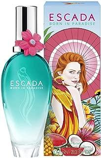 Escādā Born In Paradisė Perfume for Women 3.3 fl. oz Eau de Toilette