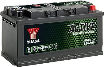 2x 130Ah 12V Batterie à Décharge Profonde Pour Caravane et Camping Car XL31