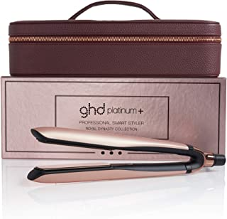 ghd - Royal Dynasty Styler Plancha Para El Pelo Profesional Con Tecnología Predictiva Ultra-Zone, Color Oro Rosa Royal Dynasty, color Royal Dynasty