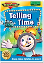 Telling Time by Rock 'N Learn