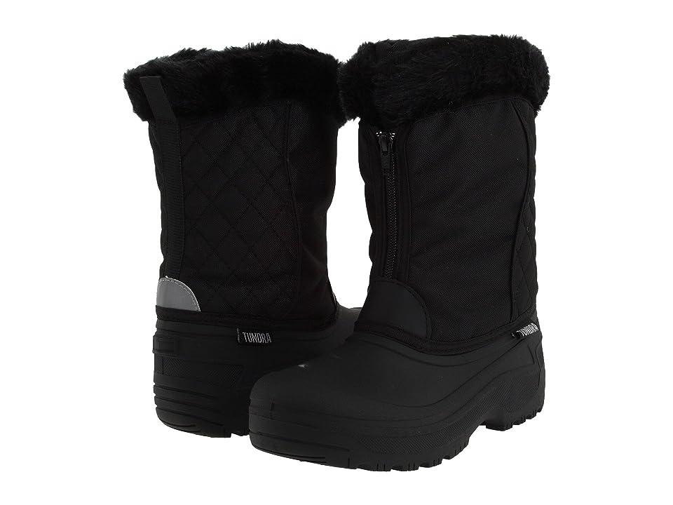 Tundra Boots Portland (Black) Women