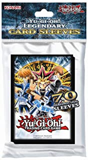 Yu-Gi-Oh! Legendary Card Sleeves (70 sleeves per pack)