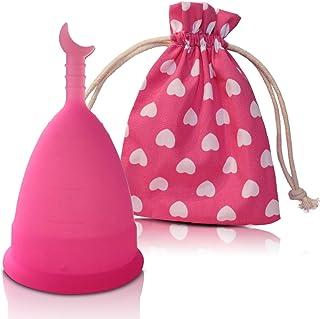 Tazza mestruale 10 g colore: Rosa misura 1 ELANEE 740-00